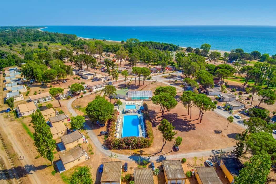 Camping-Le-Domaine-d-Anghione-Corsica-overzicht