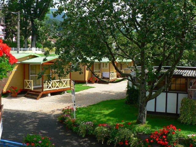 Camping Au Relais Du Grand Ballon chalets