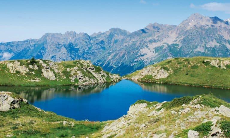 Camping A la Rencontre du Soleil Franse Alpen 768x461