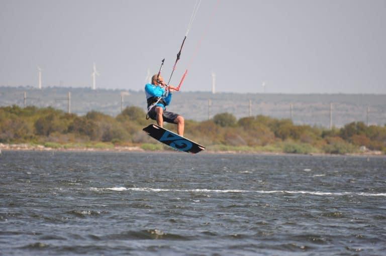 Camping Le Fun kitesurfen 768x510