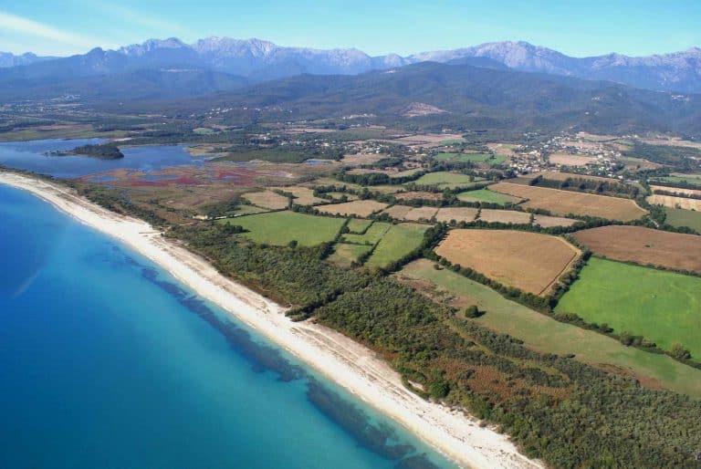 Camping Marina Di Sorbo in Sorbo Ocagnano op Corsica  768x514