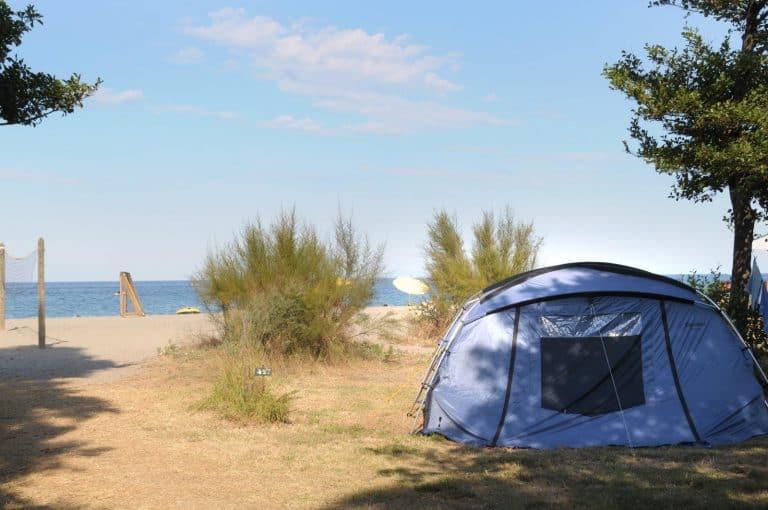 Camping Merendella in San Nicolao op Corsica staanplaats aan zee 768x510