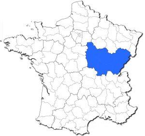 Bourgondië-Franche-Comté