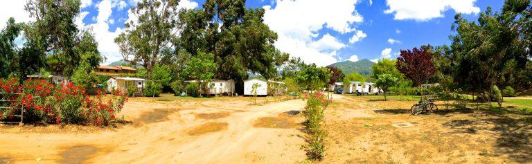 Camping Milella in Viggianello op Corsica  768x237