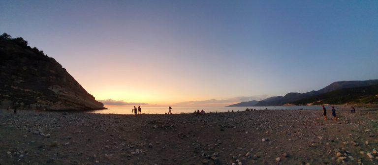Camping U sole Marinu Corsica strand 768x336