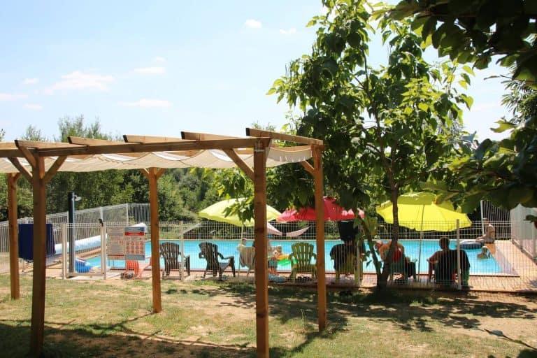 Camping La Bucherie Dordogne zwembad 768x512