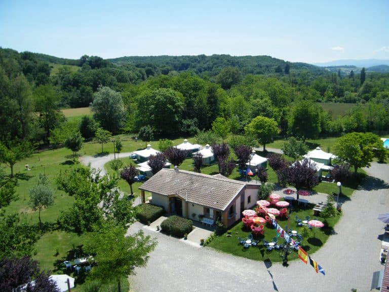 Camping Les Eychecadous  768x576
