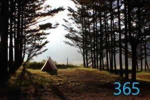 Franse campings hele jaar open