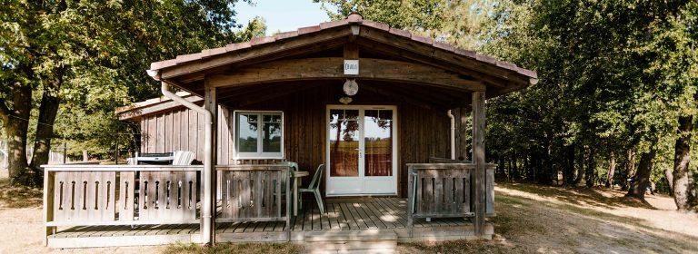 Camping Chez Gendron chalet huren 768x280