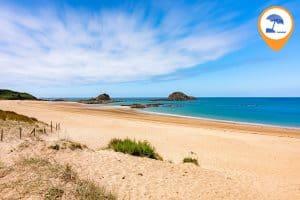Camping aan zee & strand