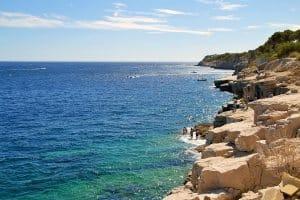 Campings aan de Middellandse zee
