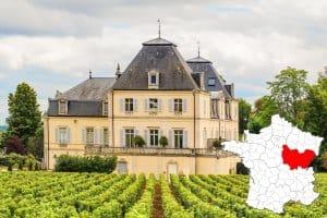 Campings in Bourgogne-Franche-Comté