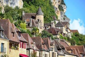 Campings in de Dordogne