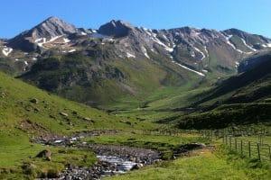 Campings in de Pyreneeën