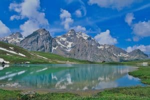 Campings in de bergen
