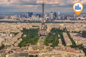 Stadscamping Frankrijk