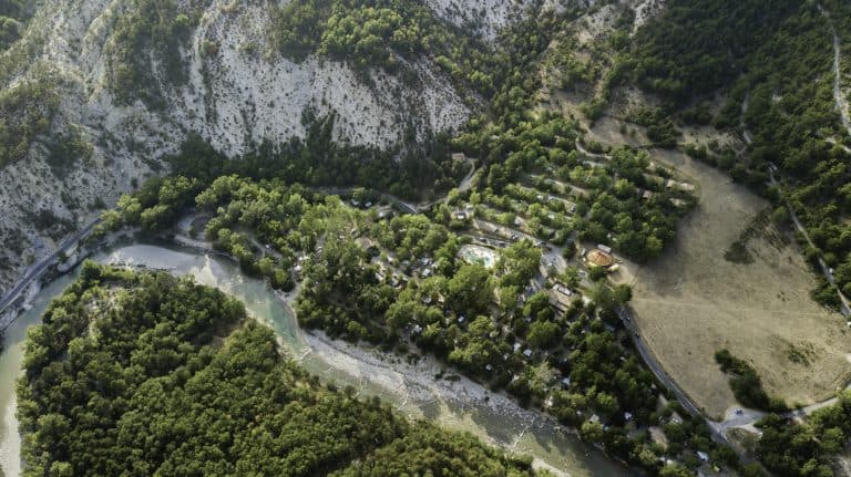 Camping Domaine Chasteuil Provence ligging 768x431