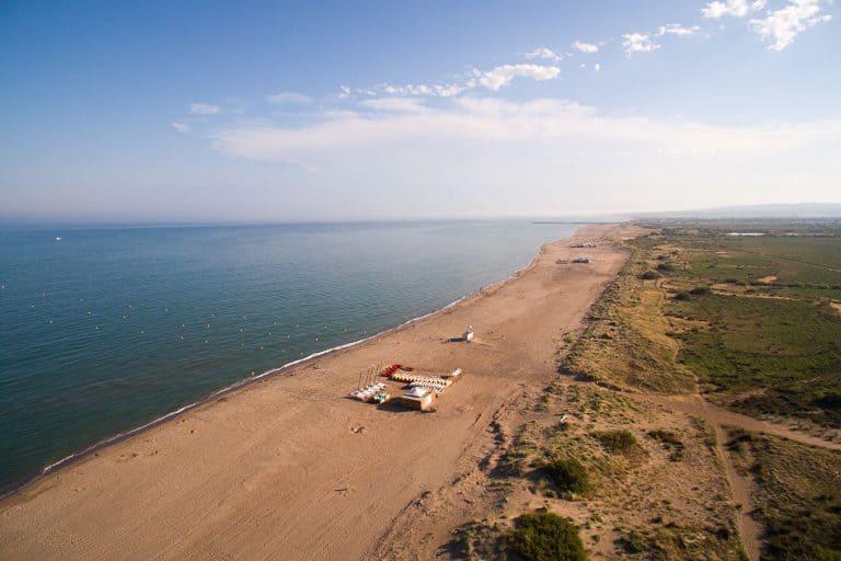 Camping Les Vagues Middellandse Zee 768x512