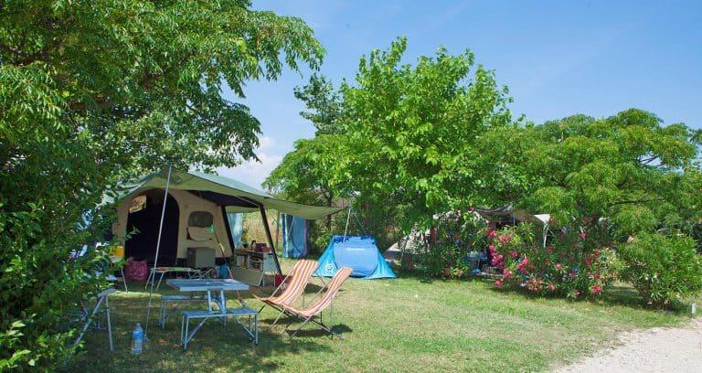 Camping Le Soleil Fruite staanplaats 768x408