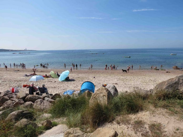 camping de la plage fermaville location cabadienne bord de mer plage 768x576