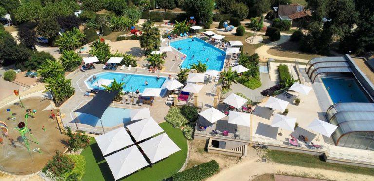 Frankrijk Saint LeonsurVezere Camping Le Paradis 768x372